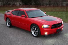 2006 Dodge Charger RT Daytona 5.7L 5-Speed Auto Click to find out more - http://newmusclecars.org/2006-dodge-charger-rt-daytona-5-7l-5-speed-auto/ COMMENT.
