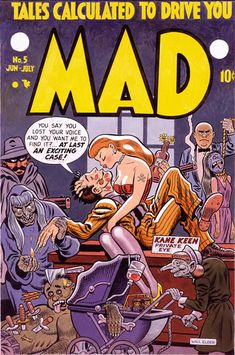 The Mad Playboy of Art | Will Elder