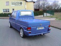 Flatbed Pick-up Doka T4 & T5 - Page 6 - VW T4 Forum - VW T5 Forum