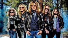 "Whitesnake have announced ""The Greatest Hits Tour 2016"" which is set to commence in June. Description from loadedradio.com. I searched for this on bing.com/images"