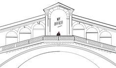 RIVUS ALTUS - 10.000 fragments from Rialto bridge in Venice by Massimiliano Farina —Kickstarter