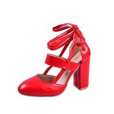 Femme Chaussures Plateforme Lanière Mary Janes TALON bottier haut chaussures vernies