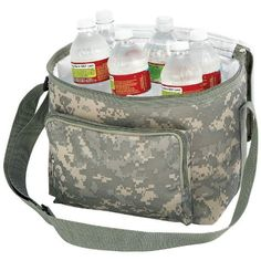 """Camping Kitchen :""""ExtremePak Heavy-Duty Digital Water Repellent Cooler Bag : Camo"""" *** Additional details at the pin image, click it  : Camping Kitchen"""