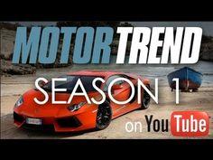 Motor Trend Season 1 - A Look Back at 2012
