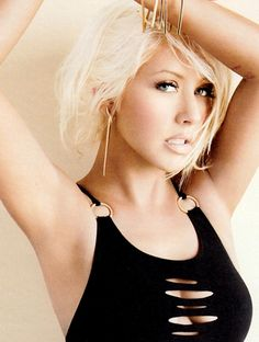 Christina Aguilera, Maxim 2013 shoot