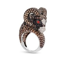 Animalier Ring roberto coin