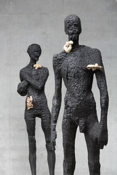 Aron Demetz: The Concise Woodsman / Style No Chaser