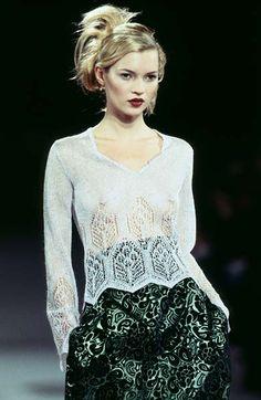 Lagerfeld Gallery: RTW Fall 1996