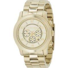 MICHAEL Michael Kors Men's Goldtone Bracelet Watch