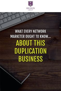 What Every Network Marketer Ought To Know. About This Duplication Business. Know you need to duplicate… but not sure how? If your team is not duplicating, here is what you need to know about this duplication business to crush it. Social Media Digital Marketing, Marketing Tools, Internet Marketing, Online Marketing, Social Media Marketing, Marketing Training, Best Home Business, Online Business, Network Marketing Tips
