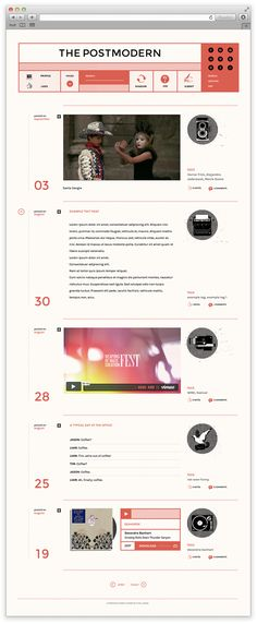 Tumblr Layout - Camilo - #Design & #Illustration