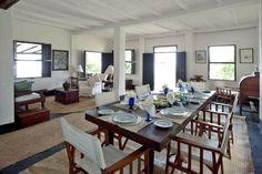 Takaungu House, Takaungu, Kilifi, Kenya - a beautiful private beach house available to rent on www.eastafricanretreats.com