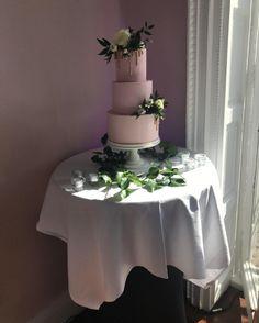 Shane & Niki's beautiful wedding cake. Saint Stephen, Beautiful Wedding Cakes, Cliff, Restaurant, Weddings, Home Decor, Decoration Home, Room Decor, Diner Restaurant