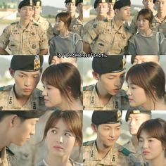 song hye kyo 송혜교 and song joong ki 송중기 descendants of the sun 태양의후예 kikyo couple