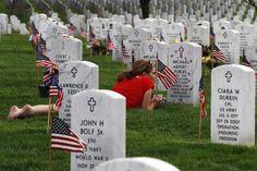 Memorial Day Arlington