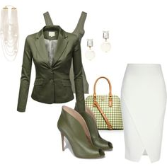 Work attire professional by bsimontwin on Polyvore featuring TrueNYC, J.TOMSON, Jane Norman, Gianvito Rossi, Tory Burch and J.Crew