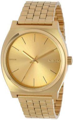 Nixon Herren-Armbanduhr Analog Edelstahl A045511-00