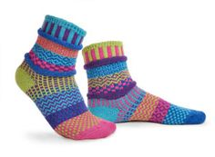 Colorful Mismatched Socks