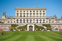 cliveden house.  once the abode of the Astors, now a hotel.