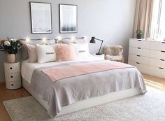 Cheap Teen Girls Bedroom Ideas With Simple Interior Nice 48 Cheap Teen Girls Bedroom Ideas With Simple Interior.Nice 48 Cheap Teen Girls Bedroom Ideas With Simple Interior. Cute Teen Bedrooms, Teen Bedroom Designs, Bedroom Design For Teen Girls, Teen Bedroom Colors, Teen Bedroom Layout, Cute Bedding For Teens, Grey Bedroom Design, Teen Girl Bedding, Teen Girl Rooms