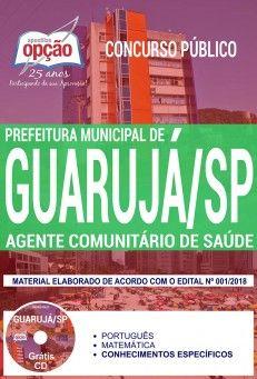 Saiba Mais Apostila Concurso Prefeitura De Guaruja 2018 Agente