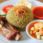Aneka Kumpulan Beragam Panduan Masak Memasak Atau Bikin Buat Serta Aneka Rahasia Cara Membuat Video Bumbu Masakan Resep Nasi Kebuli Ayam Kambing atau Sapi Rice Cooker NCC Khas Ibu Hanna Asli Arab Yang Paling Mudah Lengkap Istimewa Serta Sederhana