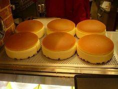 Famosa Tarta de queso japonesa: Un pastel tan suave y esponjoso como el algodón! Si te gusta dinos HOLA y dale a Me Gusta MIREN …  |  Receitas Soberanas