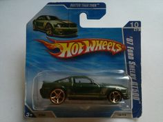2010 -  FORD Mustang ´2007 Shelby GT500 (Hot Wheels)