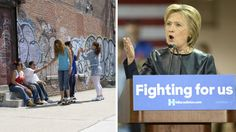 Hillary Promises Poor More of the Same