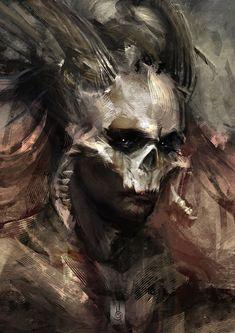 Into the Darkness Seduction...Demonio