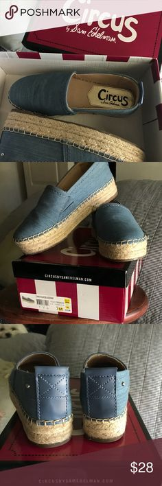 2af7c85e080 Camdyn Espadrilles by Sam Edelman Really cute platform espadrilles. New in  box shown and shipped w  care. Circus by Sam Edelman Shoes Espadrilles.  Just Jill