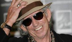 Keith Richards lanzará su primer disco solista en 23 años