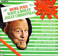 mca15002 mca237 ives burl have a holly jolly christmas christmas vinyl best
