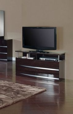 Global Furniture Entertainment Unit GL-AURORA-W-ENU