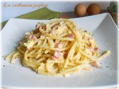 Primo piatto tradizionale del Lazio, ma ormai conosciuto e apprezzato ovunque. La carbonara perfetta necessita di piccoli accorgimenti che ne faranno un grande piatto.