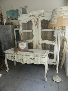 Muebles estilo provenzal on pinterest colonial - Muebles de estilo provenzal ...