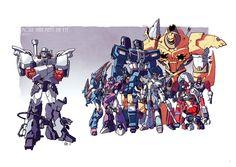 Transformers - MTMTE
