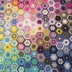 Africanflower blanket