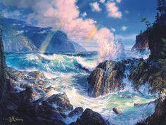 """The Sequence of Morning"" - Loren D. Adams"
