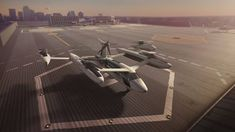 Futuristic Uber Flying Car Concept for Aerial Taxi Service in 2023 Bell Helicopter, New Drone, Flying Car, Drones, Car Wallpapers, Us Army, New Technology, Fighter Jets, Aviation