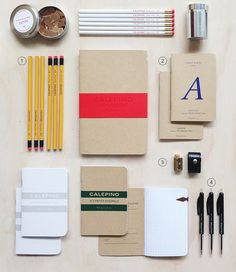 Calepino - french notebook brand