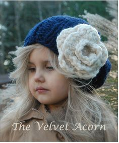 This listing is a PDF PATTERN ONLY for the Dahlia Slouchy, NOT finished product.    This Slouchy is handcrafted and designed with comfort and warmth in mind... Perfect for layering through all the seasons...    This slouchy makes a wonderful gift and of course also something great for you or your little one to wrap up in too.    FLOWER IS CROCHET    All patterns written in standard US terms.    *Sizes are for Toddler, Child, and Adult  *Any Super Bulky yarn    ***You can always contact me if…