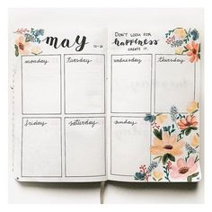 Should you use a weekly spread in your bullet journal? Click through for some practical reasons why and how to use weekly spreads.