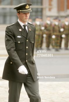 News Photo : Prince Amadeo from Belgium poses for a picture...