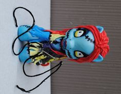 My Little Pony Sally  by ~Tat2ood-Monster -- Nightmare before Xmas meets My Little Pony @Ashley Miller @Lucille Russo