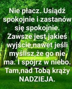 Ona podniesie cię z tego żgciowego gówna. Pretty Words, I Miss You, Positive Thoughts, Wisdom Quotes, Texts, Periodic Table, Poetry, Inspirational Quotes, Positivity