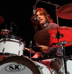 Check out Zac Hanson on Drum Heads www.drumheads.tv