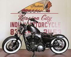 Bobbers For Sale – Custom Motorcycles » Blog Archive » Harley Sportster 48 Bobber Hot Rod FINANCE Harley-Davidson : Sportster 2013 harley davidson xl 1200 x sportster forty eight custom bobber: $9845.00