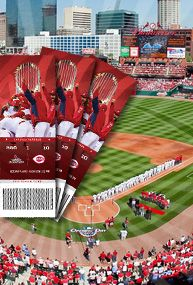 St. Louis Cardinals tickets!
