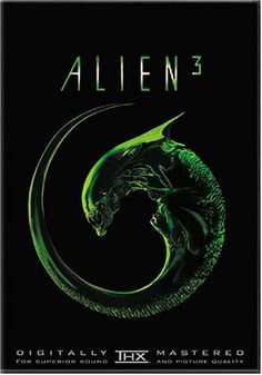 Alien 3 Movie Poster with Deobia Oparei; Charles S. Dutton